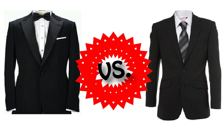 Difference Between A Tuxedo And A Suit Hezekiah S Styling Guide